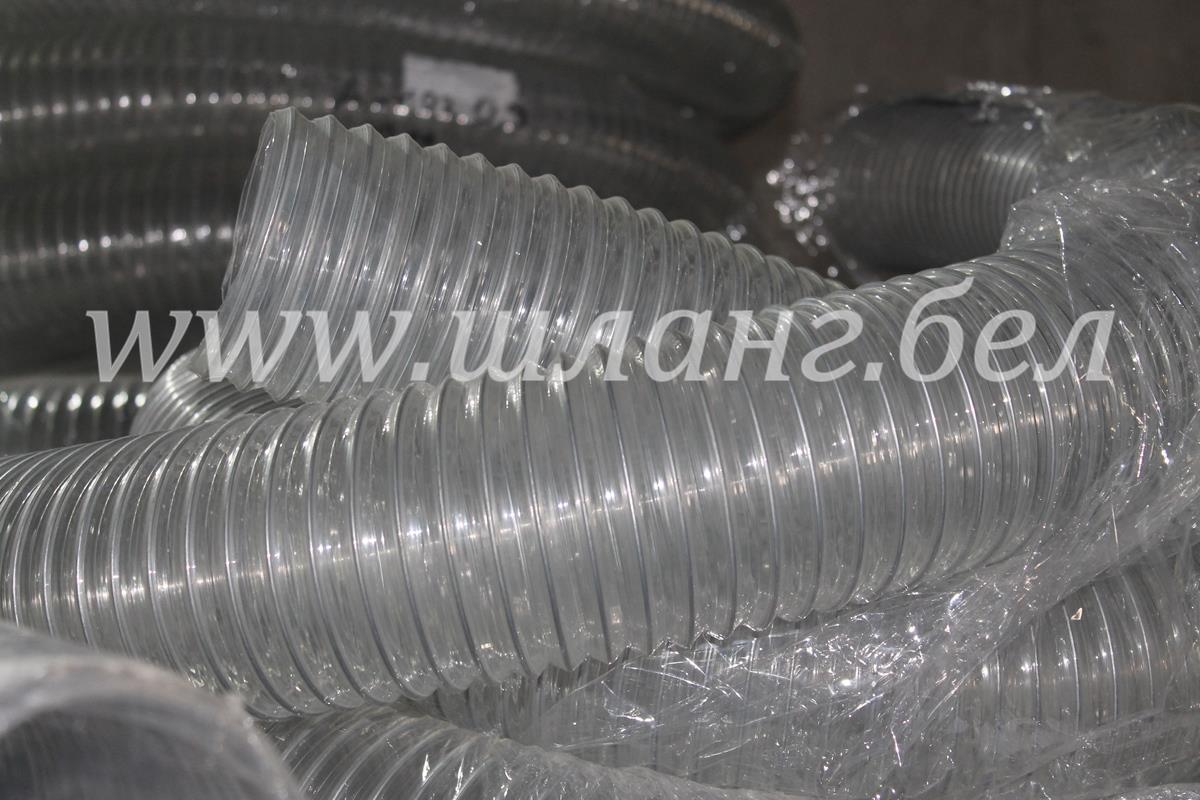 Полиуретановые гибкие воздуховоды Полифлекс 700