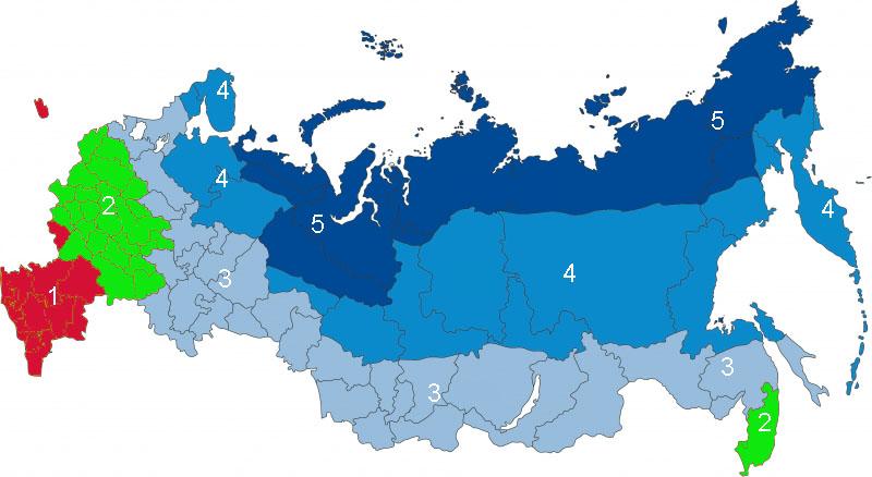 Карта использования ассенизаторских шлангов